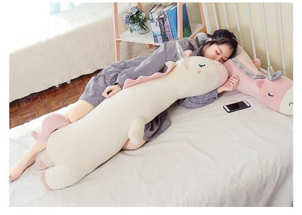 baby comforter unicorn giant 120cm buy