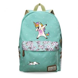 backpack school unicorn dab buy