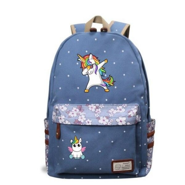 backpack unicorn dab child not dear