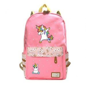backpack unicorn dab pink buy