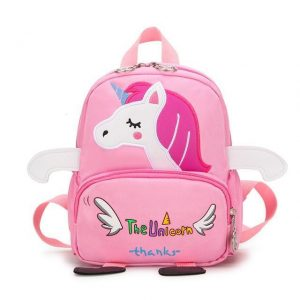 backpack unicorn school child at sell