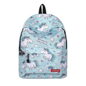backpack unicorn school price