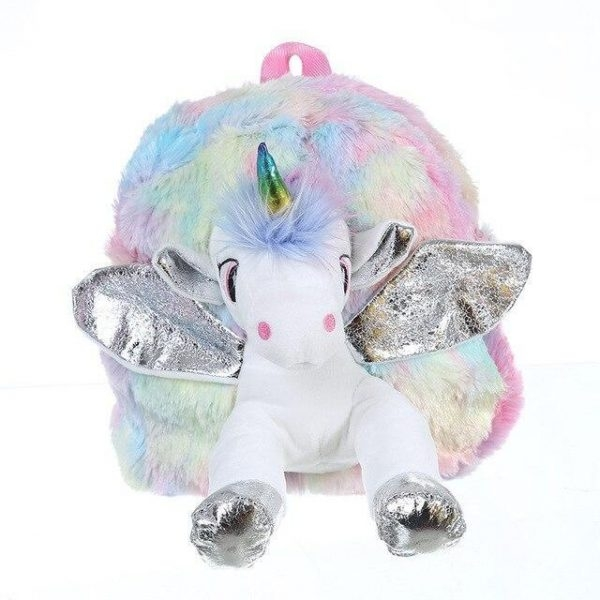 bag at back in form of unicorn money price