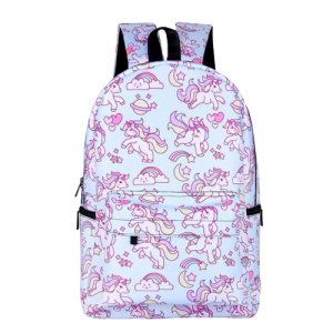 bag at back pattern unicorn buy