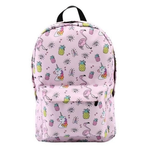 bag at back unicorn emoji pineapple not dear