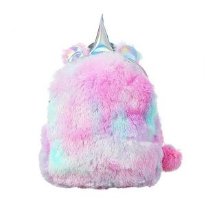 bag at back unicorn fur multicolored not dear