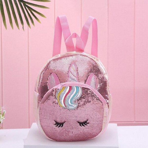bag at back unicorn glitter buy