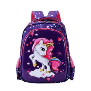 bag at back unicorn kindergarten not dear