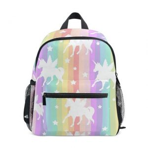 bag at back unicorn multicolored not dear