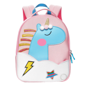 bag at back unicorn school