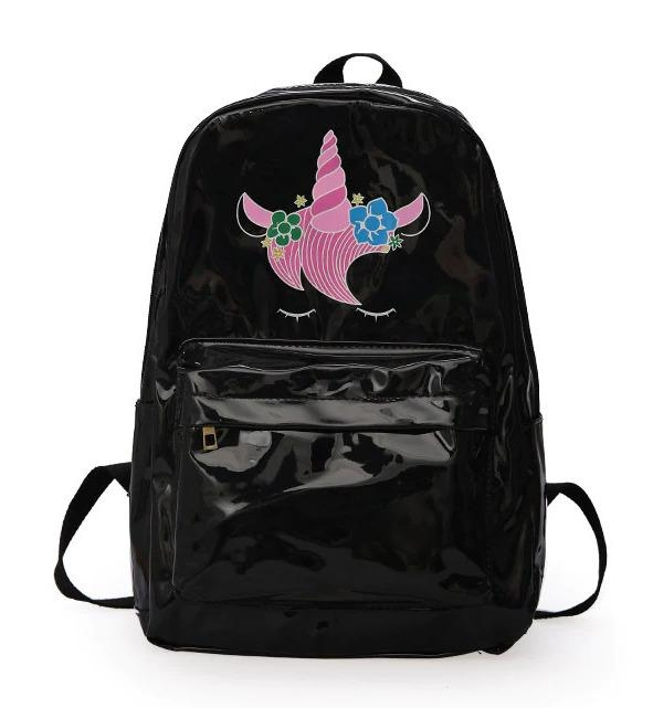 bag at back unicorn sparkling price
