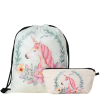 bag lightweight unicorn pink kawaii child price