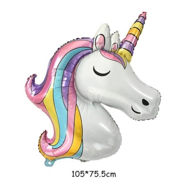 ball in form of unicorn not dear