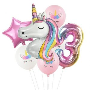 ball unicorn anniversary 3 years unicorn stuffed animals
