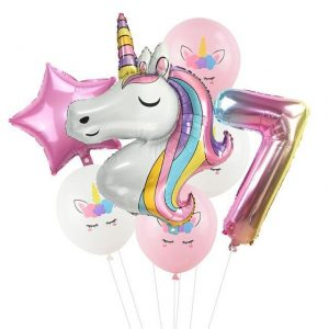 ball unicorn anniversary 7 years unicorn stuffed animals