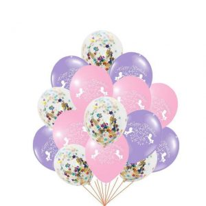 ball unicorn girl decoration anniversary unicorn