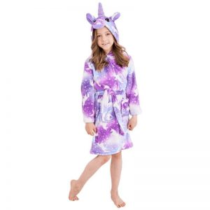 bathrobe of bath unicorn 10 12 years 160cm clothing unicorn