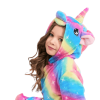 bathrobe unicorn bow in sky 160cm at sell