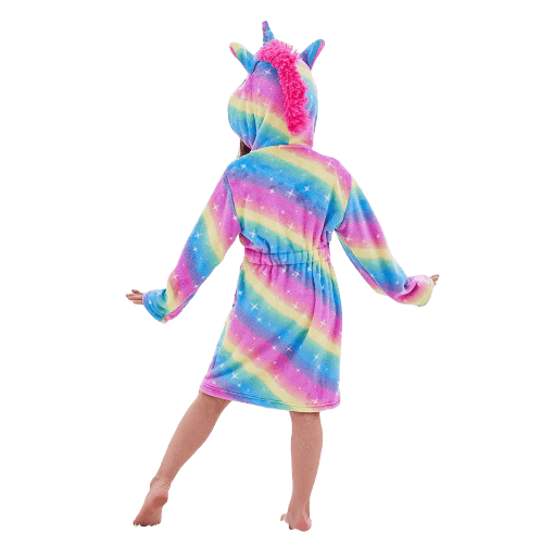 bathrobe unicorn bow in sky 160cm unicorn stuffed animals