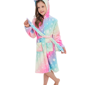 bathrobe unicorn girl 160cm price