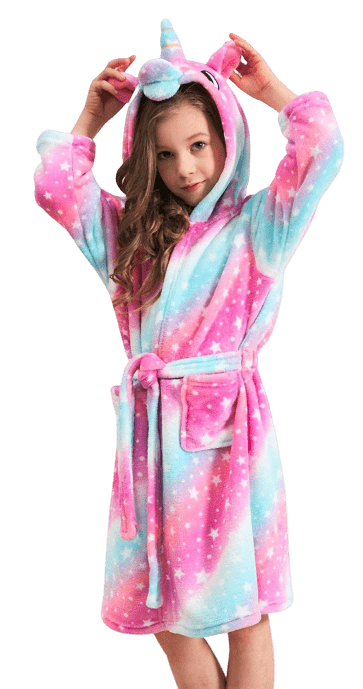 bathrobe unicorn not expensive 160cm not dear