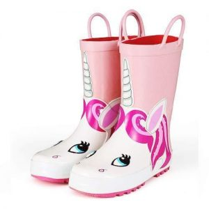 boots unicorn pink 34 22cm buy