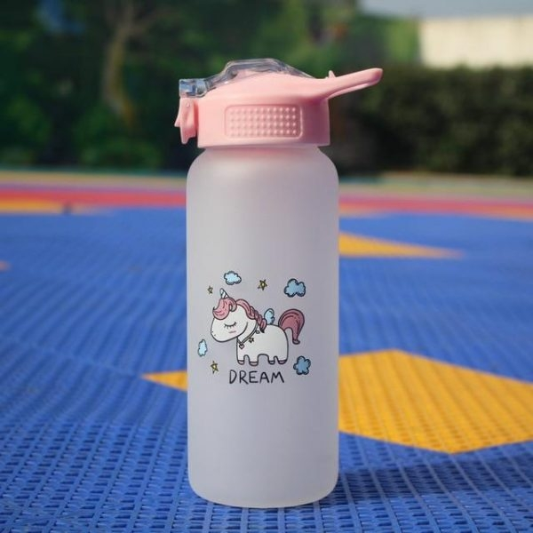 bottle unicorn in glass 700ml at sell