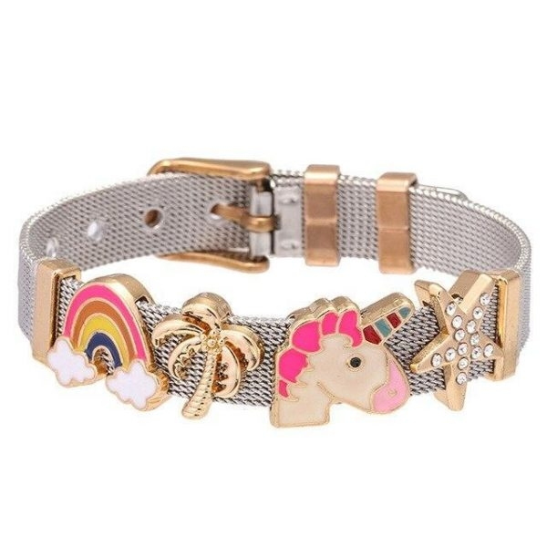 bracelet unicorn for girl model 3