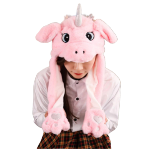 cap scarf unicorn buy