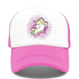 cap unicorn kawaii child adult yellow 52 to 55cm not dear
