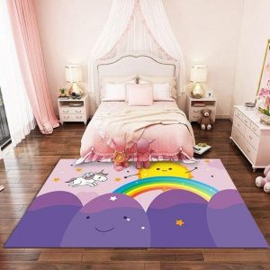 carpet awakening unicorn bow in sky 200x300cm price
