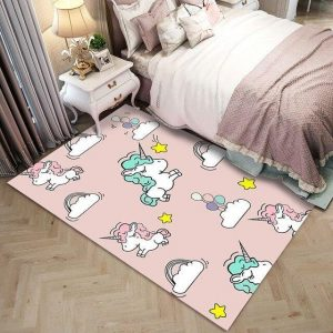 carpet awakening unicorn kawaii 200x300cm unicorn stuffed animals