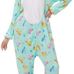 combination pyjamas at patterns unicorn xl 180 190cm unicorn stuffed animals
