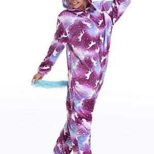 combination pyjamas pattern unicorn xl 178 188cm price