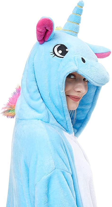 combination pyjamas unicorn kigurumi xl 178 188cm at sell