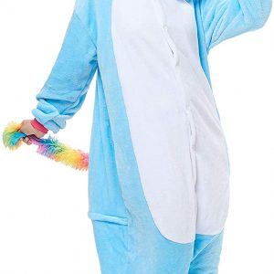 combination pyjamas unicorn kigurumi xl 178 188cm not dear