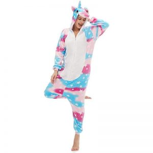 combination pyjamas unicorn magic xl 178 188cm disguise unicorn