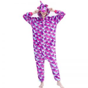 combination pyjamas unicorn xl 178 188cm at sell