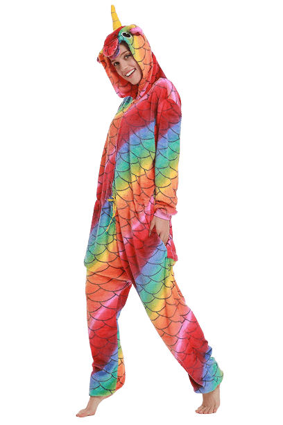 combination unicorn onesie women xl 180 190cm buy