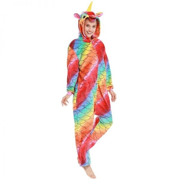 combination unicorn onesie women xl 180 190cm unicorn stuffed animals