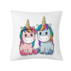 cover of cushion unicorn decorative not dear