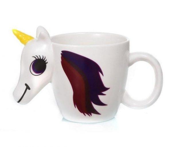 cup unicorn thermosensitive exchange of color price