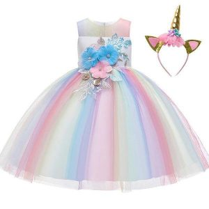 disguise dress unicorn flower 155 cm price