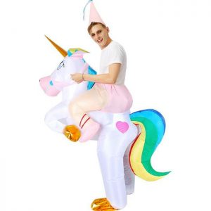 disguise inflatable unicorn party child 80 130cm at sell