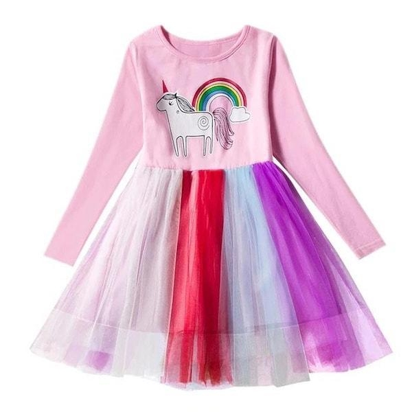 disguise unicorn girl bow in sky 8 years 145cm price