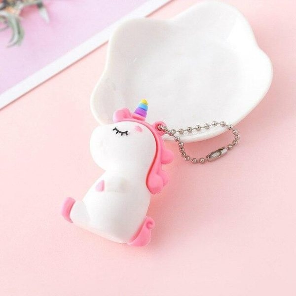 door key unicorn girl white unicorn stuffed animals