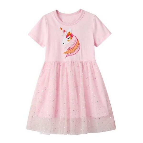 dress long unicorn kawaii 7 years 115 125cm at sell