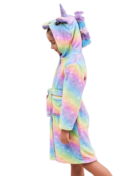dress of bedroom unicorn child 160cm clothing unicorn