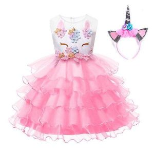 dress princess unicorn kawaii girl 13 14 years old 155 cm unicorn stuffed animals
