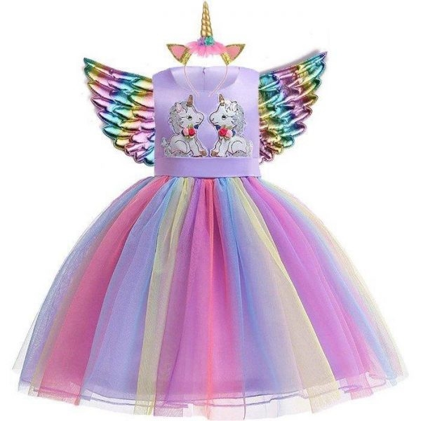 dress suit unicorn kawaii girl 13 14 years old 155 cm disguise unicorn